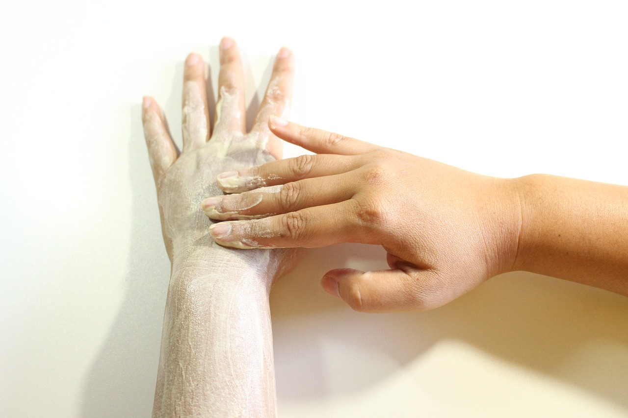 Peeling całego ciała