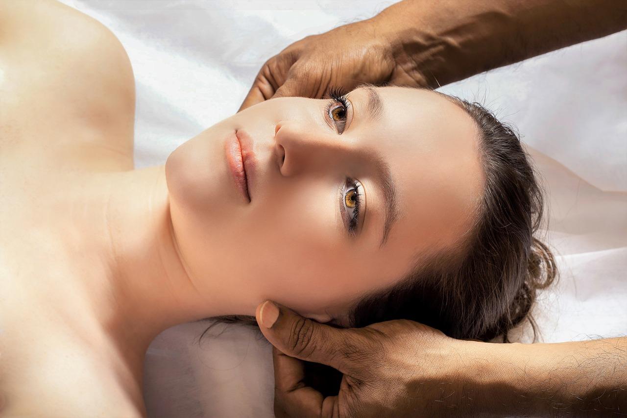 Peeling troficzny skóry