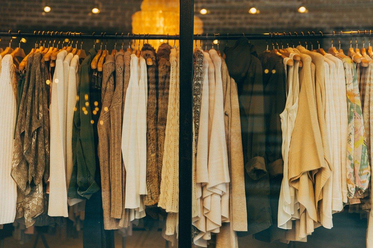 Mądre kupowanie ubrań