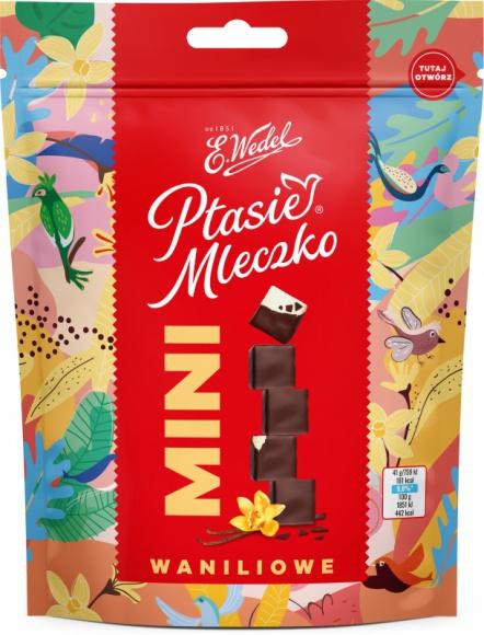 Wielka przyjemność w mini formacie – Ptasie Mleczko® MINI już w sprzedaży!